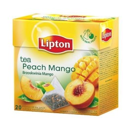 Lipton Peach-Mango tea