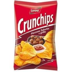 Lorenz Crunchips Grilled Ribs