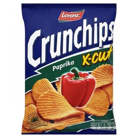 Lorenz Crunchips X-Cut Paprika