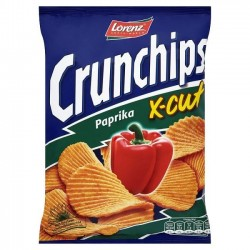 Lorenz Crunchips X-Cut Paprika