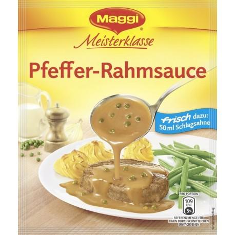 Maggi Pepper Cream Sauce