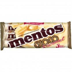 Mentos White Choco & Caramel 3pc.