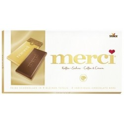 Merci Coffee Cream 4pc.