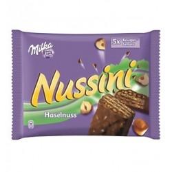 Milka Nussini 5pc.