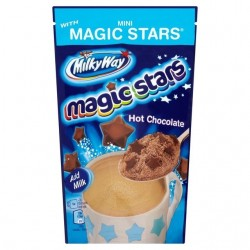 Milky Way Magic Stars Hot cocoa