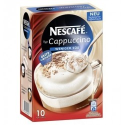 Nescafe Cappuccino Less Sweet