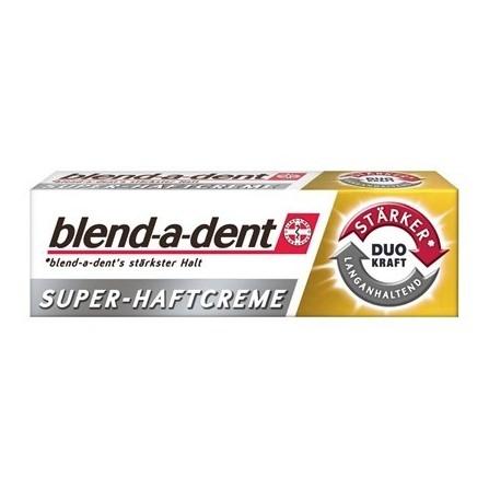 Blend-a-dent Duo Premium denture cream