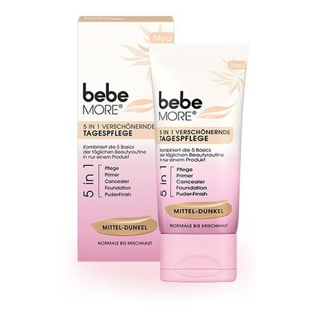 Bebe MORE BB Cream: DARK
