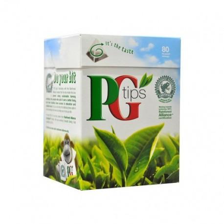 PG Tips Original tea 80ct.