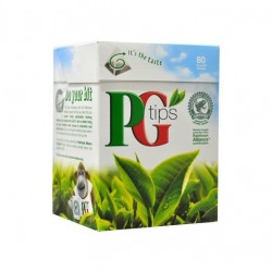 PG Tips Original tea 80ct.