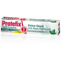 Protefix Adhesive cream: Fresh