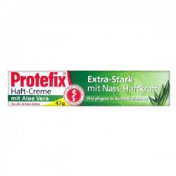 Protefix Adhesive Cream: Aloe Vera