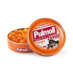 Pulmoll Junior Orange