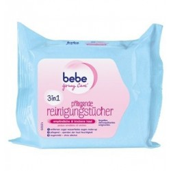 Bebe 3-in1 Cleansing wipes