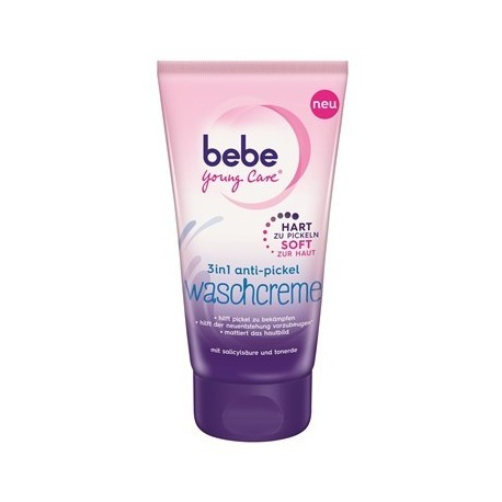 Bebe Anti-Acne Washing Cream