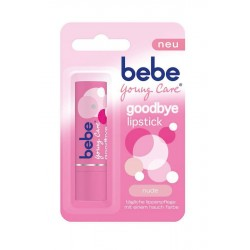 bebe Colored Lip Balm: NUDE