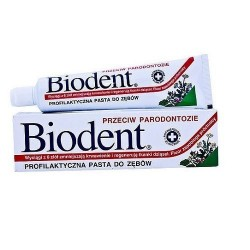 Biodent Bleeding Gums herbal toothpaste