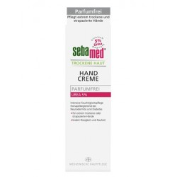 Sebamed Hand Cream: Dry skin