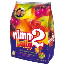 Nimm2 Lolly 20pc.