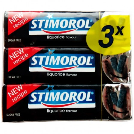 Stimorol Chewing Gum: Licorice
