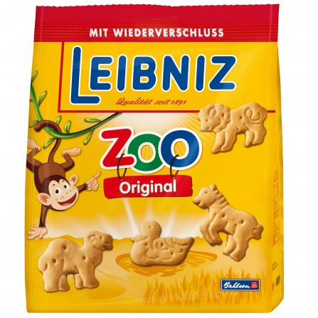 Bahlsen Leibniz ZOO butter biscuits