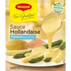 Maggi Hollandaise Sauce LESS FAT