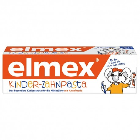 Elmex children's toothpaste