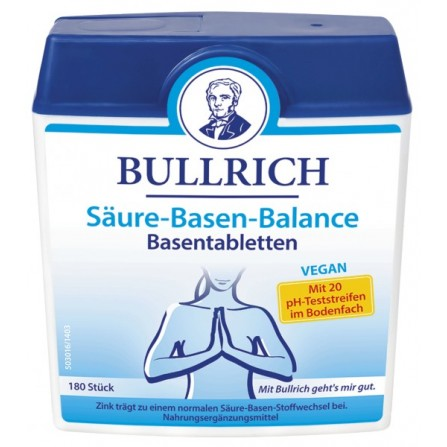 Bullrich Acid-Alkaline tablets