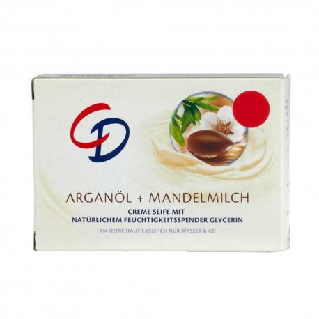CD Argan Oil Almond Milk Soap