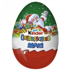 Kinder Surprise egg XXL
