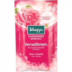 Kneipp foaming bath pearls: ROSE
