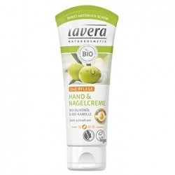 Lavera Vegan 2 in 1 Hand Cream