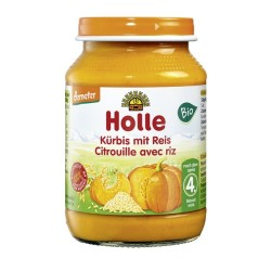 Holle Organic Pumpkin and Rice