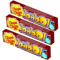 Chupa Chups Cola Lemon gum