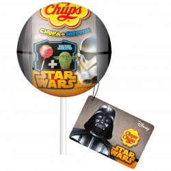 Chupa Chups STAR WARS Surprise Pop - 1 ct.