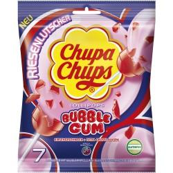 Chupa Chups Bubble Gum Lollipops