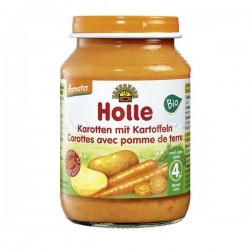 Hollie Organic Potato Carrot