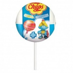 Chupa Chups Surprise - SMURFS - Lollipop