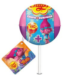 Chupa Chups Surprise TROLLS -1 ct -