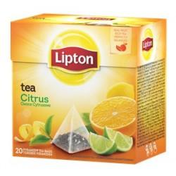 Lipton TEA CITRUS - Pyramid tea-