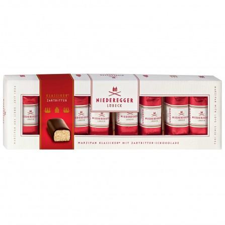 Niederegger Marzipan barrels: DARK chocolate