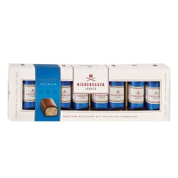 Niederegger Marzipan barrels: MILK chocolate