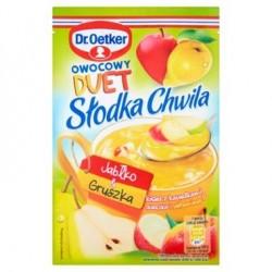 Dr.Oetker Slodka Chwila: Apple Pear 5ct.