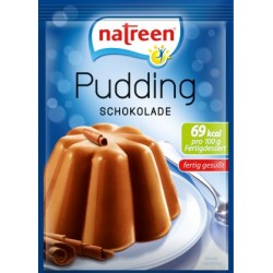 Natreen Low Calorie Pudding: Chocolate
