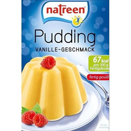 Natreen Low Calorie Pudding: Vanilla