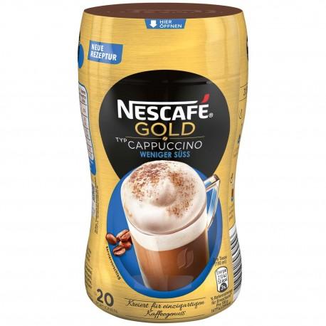 Nescafe Cappuccino Less Sweet/Skinny