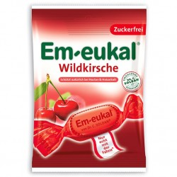 Em-Eukal Wild Cherry lozenges