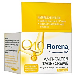 Florena Q10 Day Cream