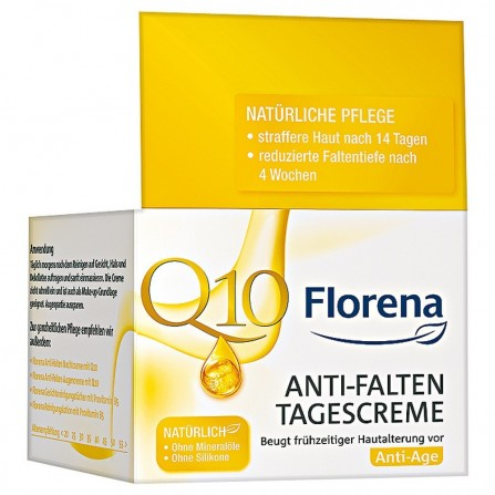 Florena Q10 Day Cream