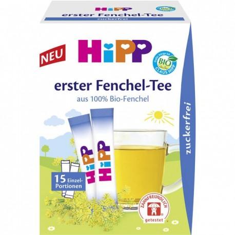 HiPP Organic Fennel Tea Singles